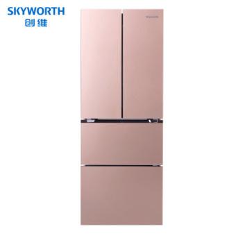 创维(Skyworth)冰箱 BCD-286WGY醇雅棕