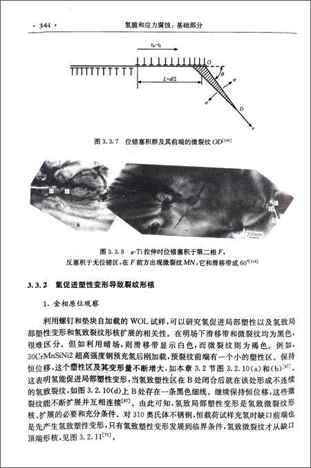 《氢脆和应力腐蚀:基础部分》褚武扬,乔利杰,李