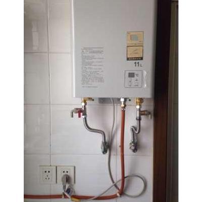 美的燃气热水器jsq20-j显示e6请教图片
