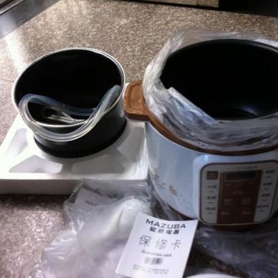 松桥电压力锅pc-cs0509【报价