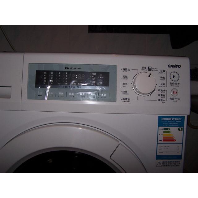三洋洗衣机 故障显示e 12是什么意思