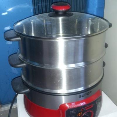 苏泊尔电蒸锅价格_苏泊尔电蒸锅z09yn6-g2红色【报价,价格,评测,参数】