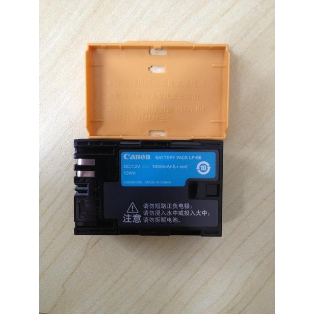 佳能锂电池lp-e4晒单贴:包装完好图片