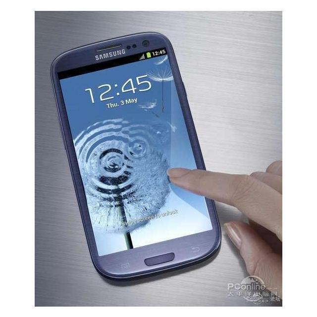 三星手机 i9300 (青玉蓝)晒单贴:9300行货-苏宁易购