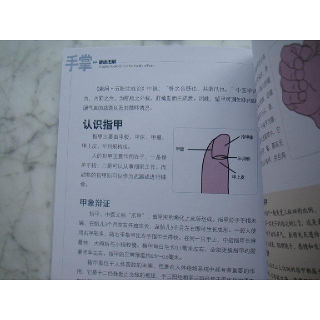 手掌健康图解评价: 商品名称:手掌健康图解商品链接