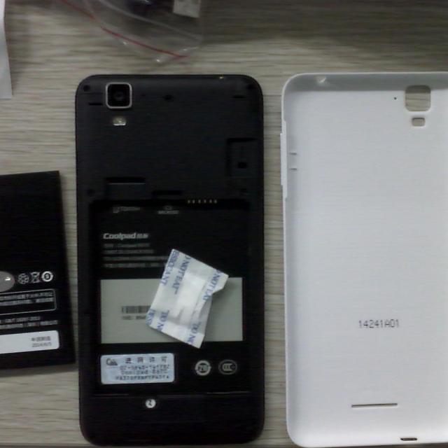 酷派手机大神note(8670)(智尚白)