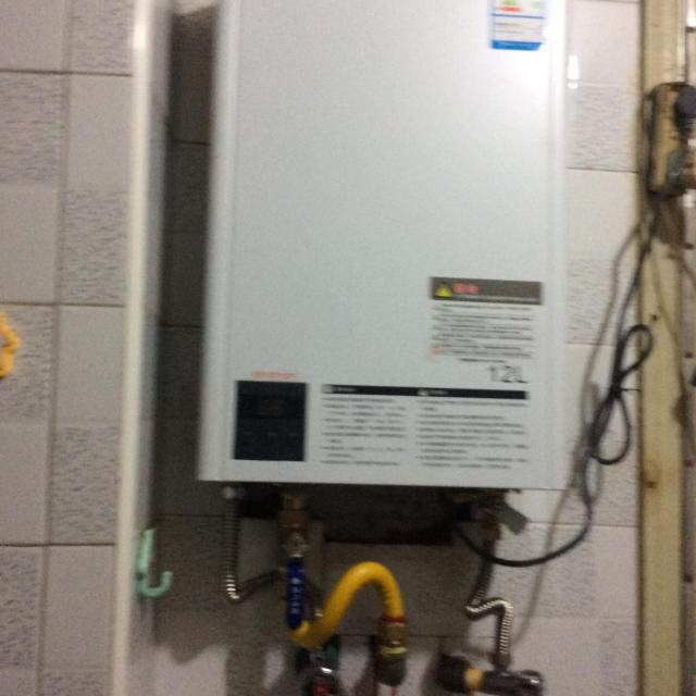 万和(vanward) jsq20-10p3(天然气) 燃气热水器 10l/min图片