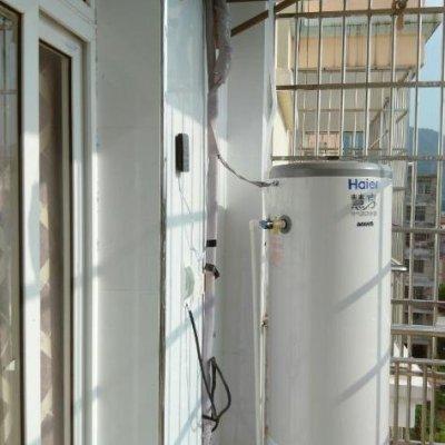 海尔空气能(源)热水器kf60/200-be 200升带辅电