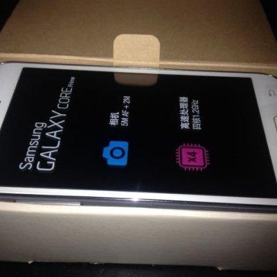 三星手机g3608(白色
