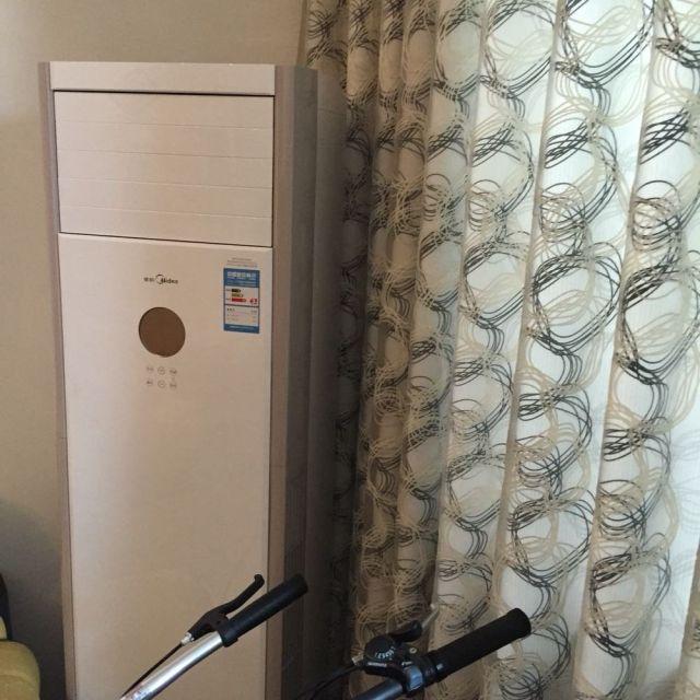 midea/美的 kfr-51lw/wpad3大2匹立体远距离送风双重滤网冷暖柜机