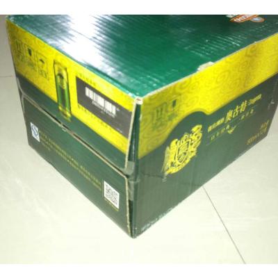 青岛啤酒 奥古特(12度)500*12罐啤