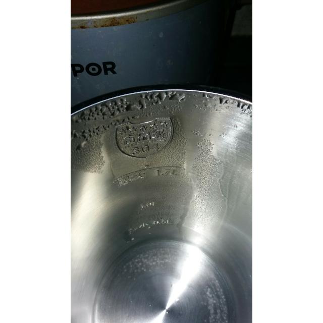 小�:�9�k�f_九阳(joyoung)电热水壶 k17-f66 双层防烫 304食品级不锈钢 电水瓶 1.