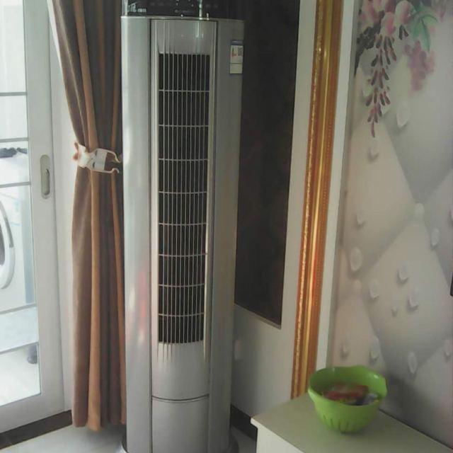 格力(gree)2匹 定频 冷暖圆柱柜机空调 kfr-50lw/(50551)nhaa-3 i酷