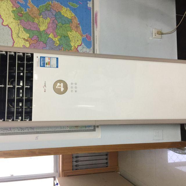midea/美的 大2匹远距离送风双重滤网冷暖柜机 kfr-51lw/wpad3