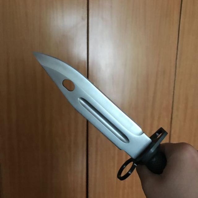 开刃 冷钢 兰博 军用品刀具 户外野外求生存战刀防身武器图片