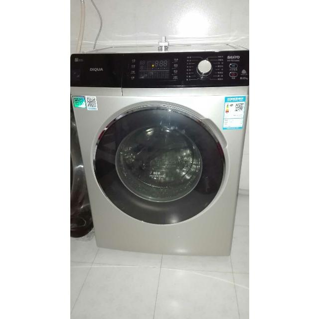 三洋全自动洗衣机8.0所有产品图片