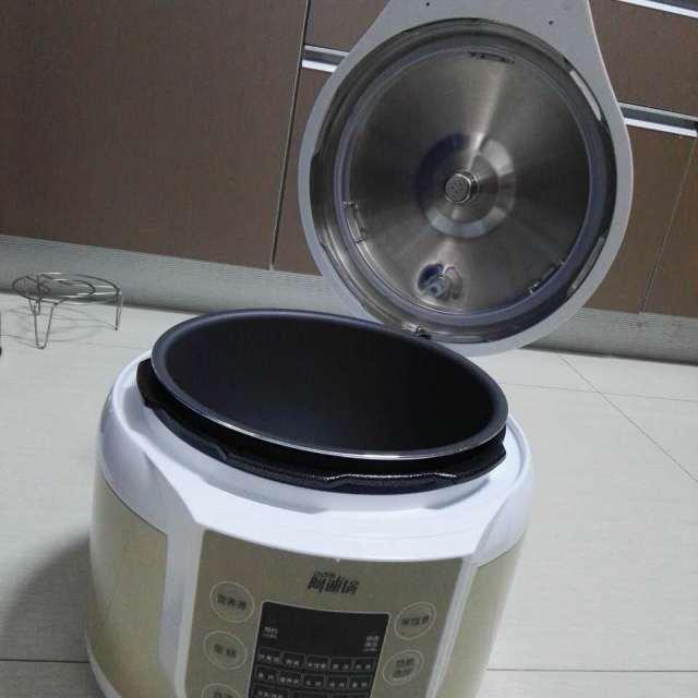 luby/洛贝 y50-90wk1阿迪锅电压力锅双胆智能压力锅煲
