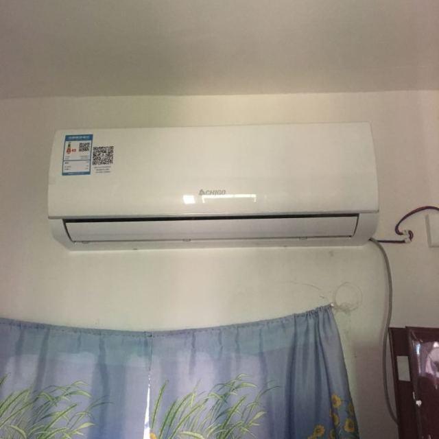 考�9gd9�,y�)�.�_智能水洗 挂机空调 new-gd9bf1c3商品评价 > 志高老品牌应该经得考.