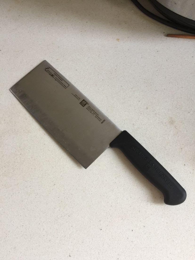 刀具双立人切片刀