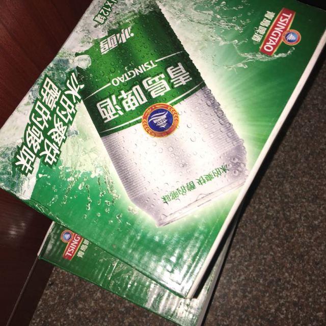 > 青岛啤酒 冰醇(8度)500ml*12罐商品评价 > 价格便宜很满意