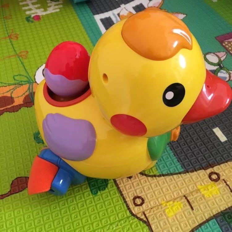 鸭积木拖拉玩具全集图片大机车图片