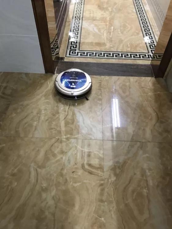 扫地拖地机器人 超薄图片图片