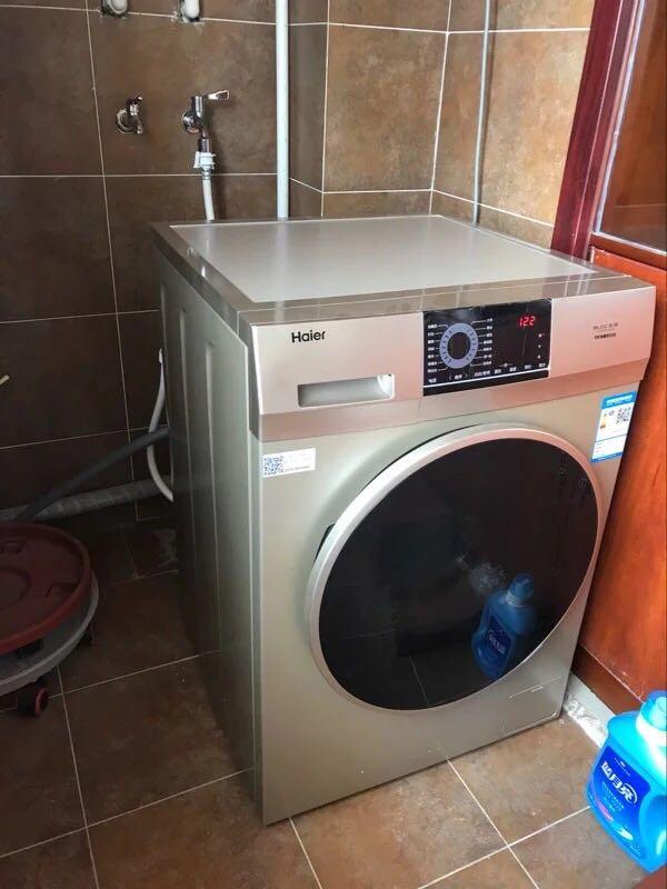 家用 10公斤 大容量 一级能效 变频 静音 高效节能 全自动 滚筒洗衣机