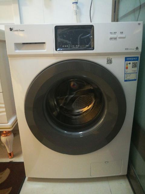 小天鹅洗衣机滚筒8kg