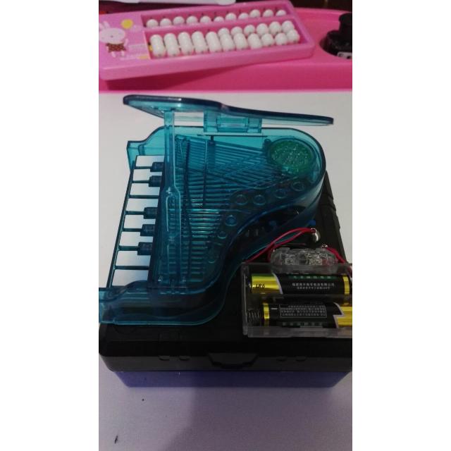 实验科技小制作小学生科普益智学习手工发明实验材料拼装玩具diy钢琴