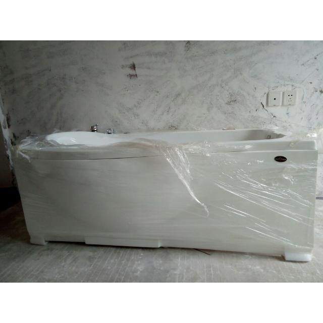 成人小?9???m~x?_艾戈恋家卫浴 亚克力浴缸 成人浴盆浴缸5008-x 1.4m .