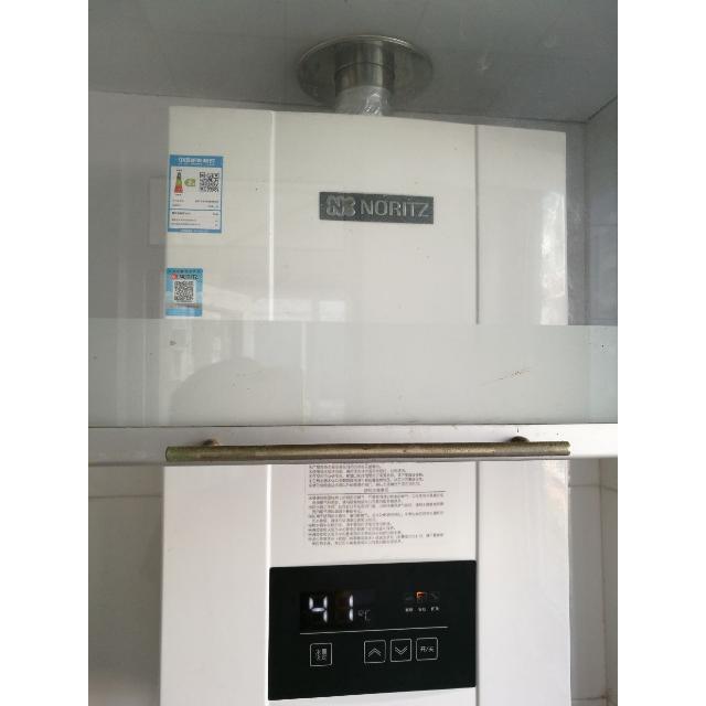 能率(noritz)12升燃气热水器gq-12e3fex 防燃气中毒 恒温 天然气图片