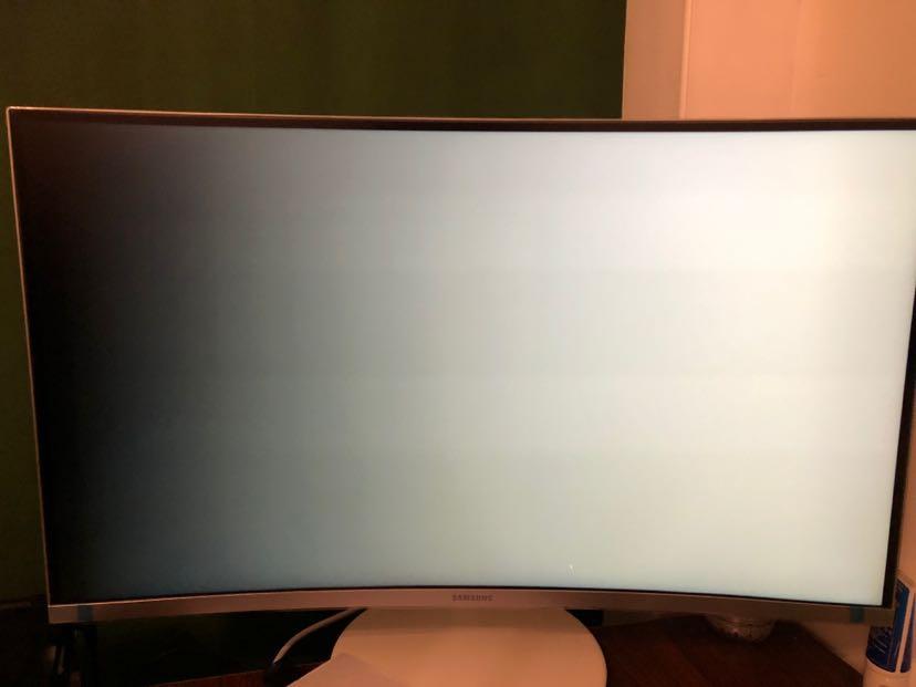 2k顯示器上的字體模糊