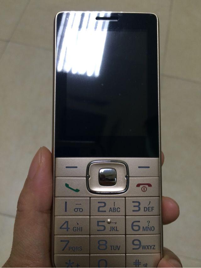 手机 老人手机大字 中兴