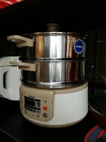 苏泊尔电蒸锅价格_苏泊尔电蒸锅三层蒸锅