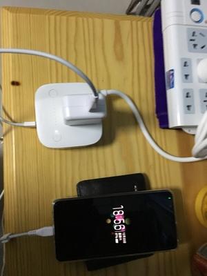 2插接线板usb