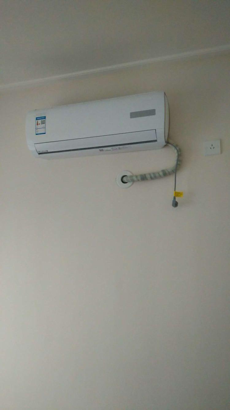 海尔 小1匹 单冷定频 快速制冷 静音节能 3级能效 家用 挂壁式 空调
