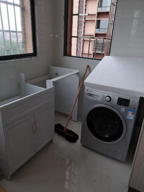 洗衣机8公斤滚筒烘干