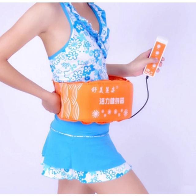 摩效果甩脂机肥瘦减腰带肚子减肚子健身器按摩半夏收器材毒性好非常家用减肥图片