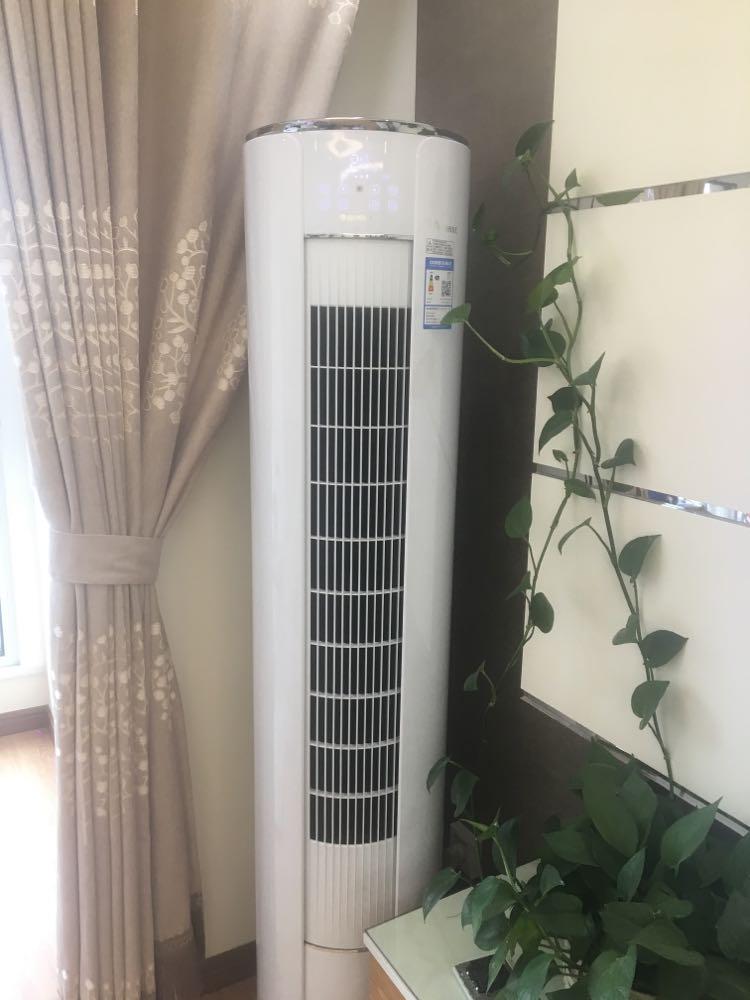 格力(gree)空调 2匹 变频冷暖 圆柱式空调 kfr-50lw/(50555)fnhaa-a1