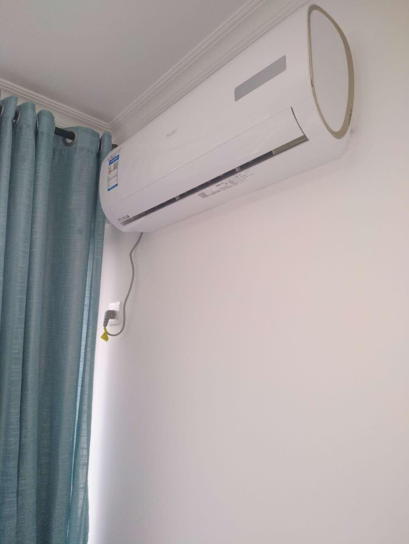 海尔 kf-23gw/13bea13 小1匹定频强力制冷壁挂式家用智能pmv单冷空调