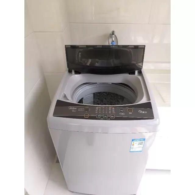 清洗全自动洗衣机