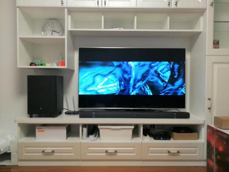 1 无线蓝牙家庭影院音响套装家用电视客厅音箱回音壁无线环绕晒单图