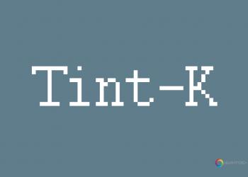 【官方福利】Tint-K-2.5-基礎版 完全解密無授權無加密公開版[杜絕盜版]
