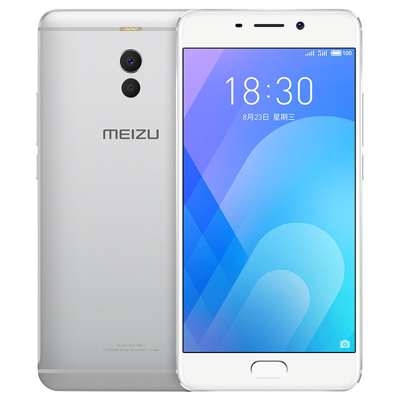 Meizu 魅族魅蓝Note6 3GB 32GB 月光银色全网通4G手机双卡双待魅族