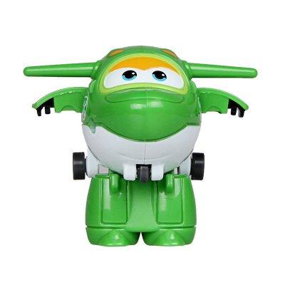 奥迪双钻 超级飞侠迷你公仔玩偶 儿童玩具 变形迷你机器人小飞机7100
