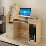 蔓斯菲尔电脑桌台式桌简易带图纸办公桌书柜拼豆家用万圣节图片