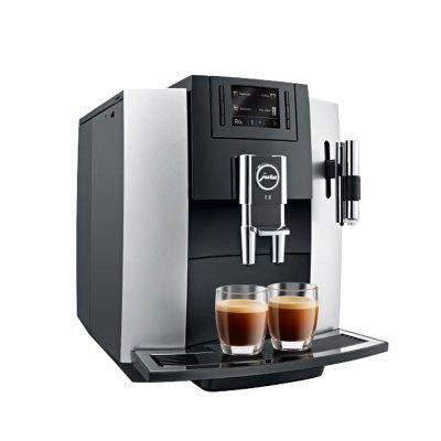jura/优瑞 e8 全自动咖啡机图片