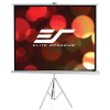 亿立(Elite Screens)ECT84V1 84英寸4:3 白塑支架幕布 投影幕布 投影仪幕布