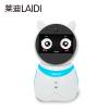 LAIDI莱迪儿童陪护学习娱乐智能陪伴儿童智能机器人莱迪桌面机器人智能语音学习资料 蓝色