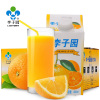 李子园 橙汁饮料480ml*15盒
